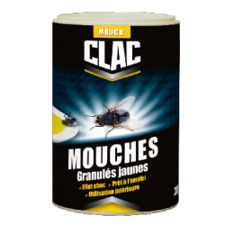 MOUCH'CLAC Granulés 200 gr