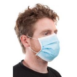 50 masques chirurgicaux...