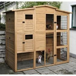 Maison pour 8 poules